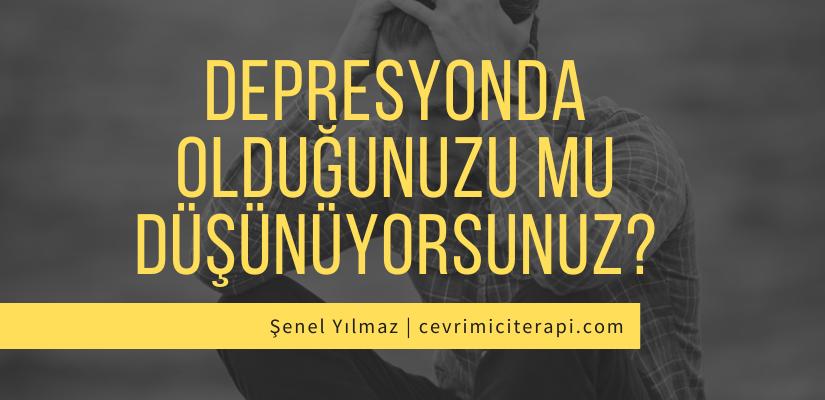 Depresyon   Şenel Yılmaz