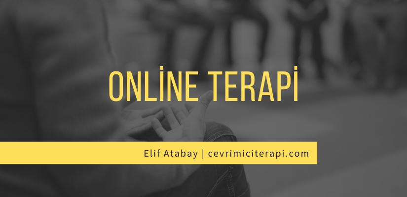 Online Terapi | Elif Atabay