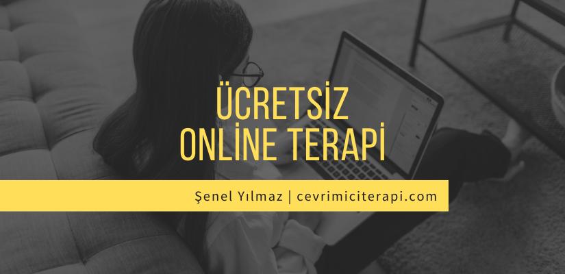 Ücretsiz Online Terapi