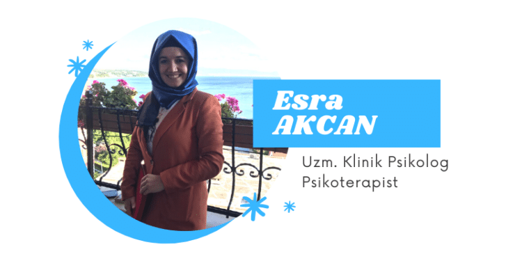 Uzm. Klinik Psikolog/ Psikoterapist Esra AKCAN