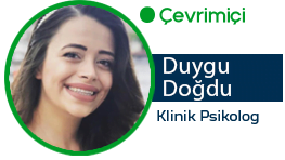 Klinik Psikolog Duygu Dogdu
