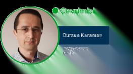 Doç. Dr. Dursun Karaman